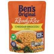 Ben's Original Ready Rice Cheddar Broccoli