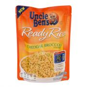 Uncle Ben's Ready Rice Cheddar Broccoli Flavored