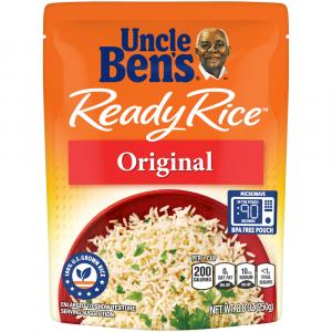 Uncle Ben's Ready Rice Long Grain Rice