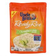 Uncle Ben's Ready Rice Cilantro Lime