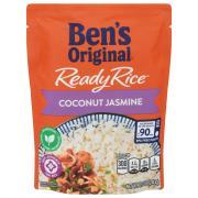 Ben's Original Ready Rice Coconut Jasmine