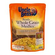 Uncle Ben's Ready Rice Whole Grain Medley Brown & Wild
