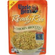 Uncle Ben's Ready Rice Chicken Broccoli