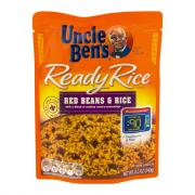 Uncle Ben's Ready Rice Red Beans and Rice