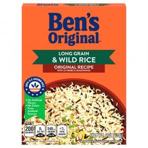 Ben's Original Long Grain Wild Rice