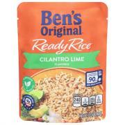 Ben's Original Ready Rice Cilantro Lime