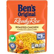 Ben's Original Ready Rice Roasted Chicken
