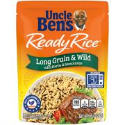 Uncle Ben's Ready Rice Long Grain Wild Rice