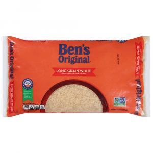 Ben's Original Long Grain White Rice