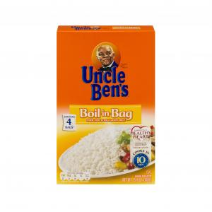 Uncle Ben's Boil-in-bag Rice