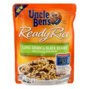 Uncle Ben's Ready Rice Long Grain & Black Beans
