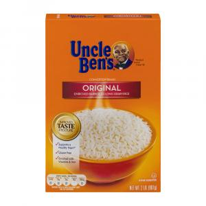 Uncle Ben's Long Grain Converted Rice