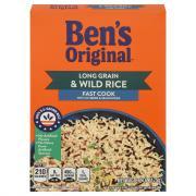 Ben's Original Fast Cook Long Grain Wild Rice