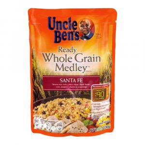 Uncle Ben's Ready Rice Whole Grain Medley Santa Fe
