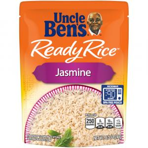Uncle Ben's Jasmine Ready Rice