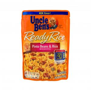 Uncle Ben's Ready Rice Pinto Beans & Rice