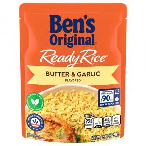 Ben's Original Ready Rice Butter & Garlic