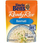 Uncle Ben's Ready Rice Basmati