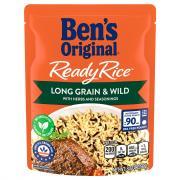 Ben's Original Ready Rice Long Grain Wild Rice