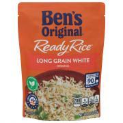 Ben's Original Ready Rice Long Grain Rice
