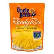 Uncle Ben's Ready Rice Four Cheese