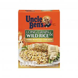 Uncle Ben's Long Grain & Wild Rice Herb Roasted Chicken