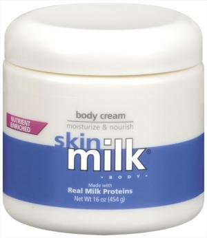 Skinmilk Body Cream