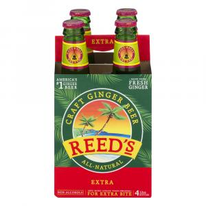 Reed's Extra Ginger Brew