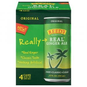 Reed's Real Ginger Ale