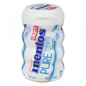 Mentos Pure White Gum