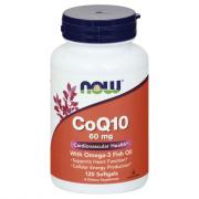 NOW CoQ10 with Omega-3