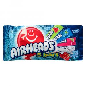 Airheads 5 Bars Candy