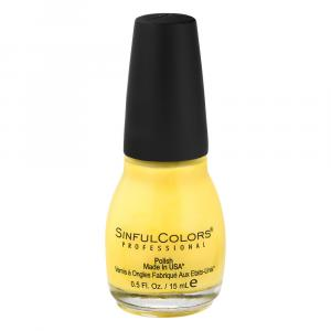 Sinful Colors Professional Yolo Yellow Nail Polish