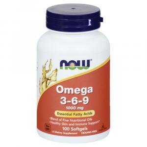 NOW Omega-6-9 1000 mg