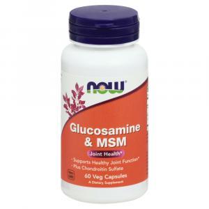 NOW Glucosamine & M.S.M.