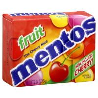 Mentos Mixed Fruit Candy Box