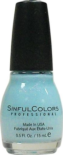 Sinful Colors Nail Color - Cinderella