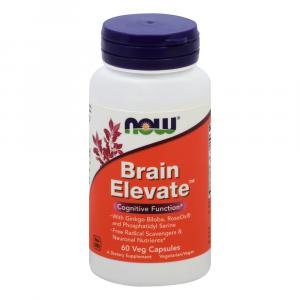 NOW Brain Elevate Formula