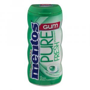 Mentos Pure Fresh Spearmint Gum
