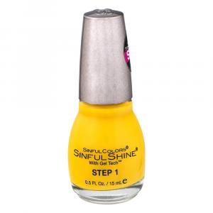 Sinful Shine Bananappeal Nail Polish