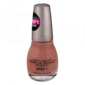 Sinful Shine Tan Lines Nail Polish