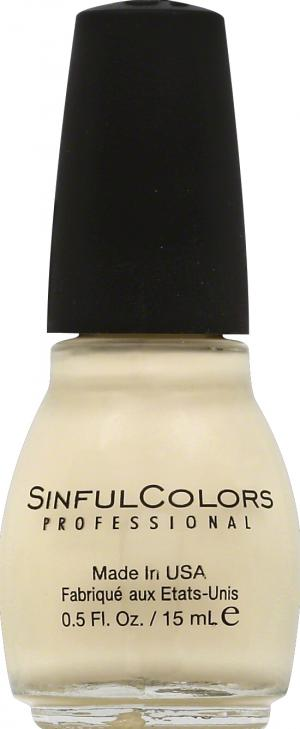 Sinful Colors Nail Color - Beaches & Cream