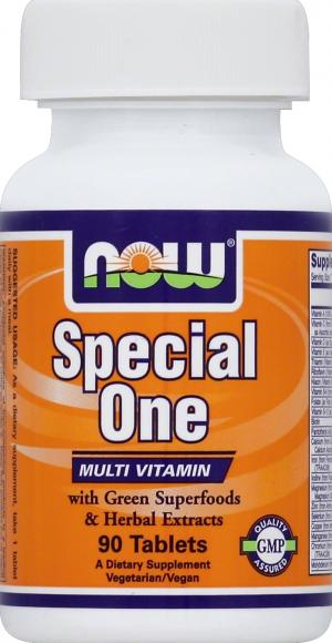 Now Special One Multivitamins