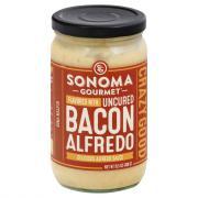 Sonoma Gourmet Uncured Bacon Alfredo