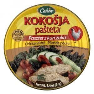 Cekin Kokosja Chicken Pate