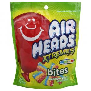 Airheads Xtremes Bites Rainbow Berry Candy