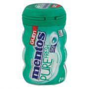 Mentos Pure Fresh Spearmint Curvy Bottle
