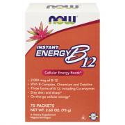 NOW Vitamin B-12 Instant Energy