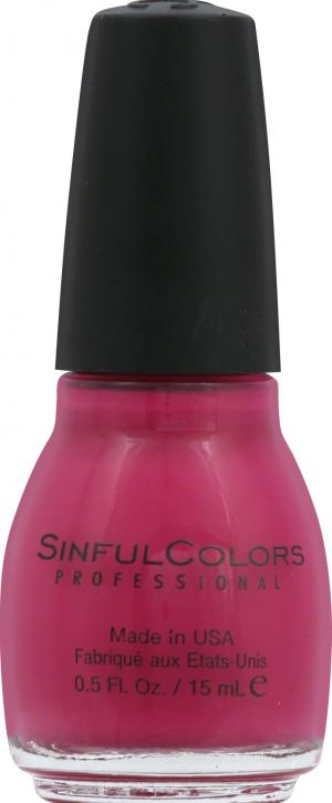 Sinful Colors Nail Color - Outrages