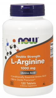 NOW Arginine 1000 mg